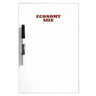 TEE Economy Size Dry Erase Board