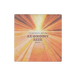 TEE Economy Size Stone Magnet