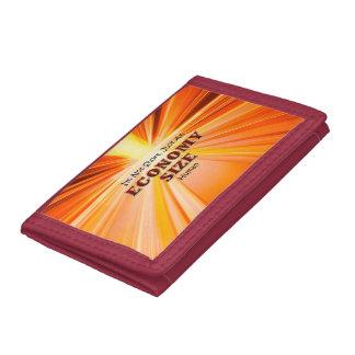 TEE Economy Size Tri-fold Wallet