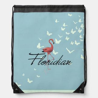 TEE Floridian Drawstring Bag
