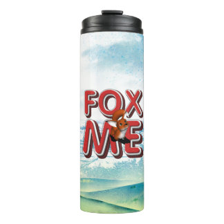 TEE Fox Me Thermal Tumbler