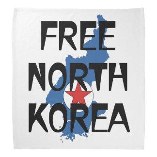 TEE Free North Korea Bandana