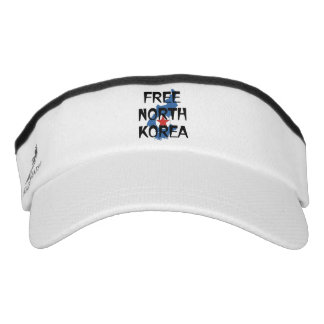 TEE Free North Korea Visor