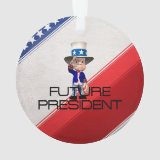 TEE Future President Ornament