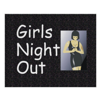 TEE Girls Night Out Posters