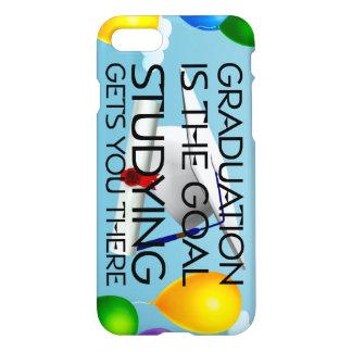 TEE Graduation Goal iPhone 7 Case