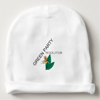 TEE Green Party Baby Beanie