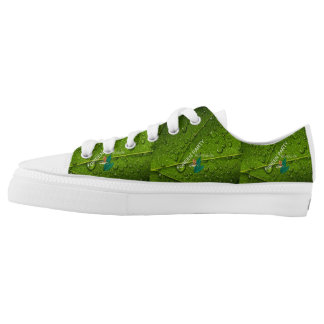 TEE Green Party Low Tops
