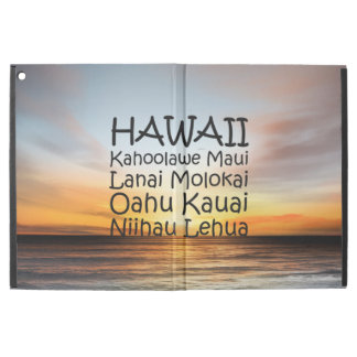 "TEE Hawaii iPad Pro 12.9"" Case"