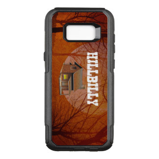 TEE Hillbilly OtterBox Commuter Samsung Galaxy S8+ Case