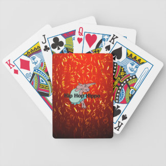 TEE Hip Hop Hippo Poker Deck