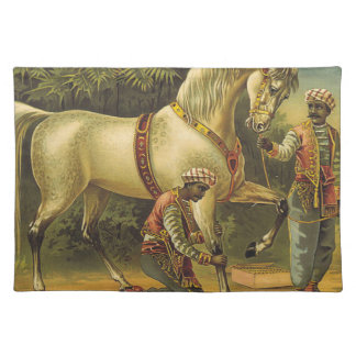 TEE Horse Royalty Placemat