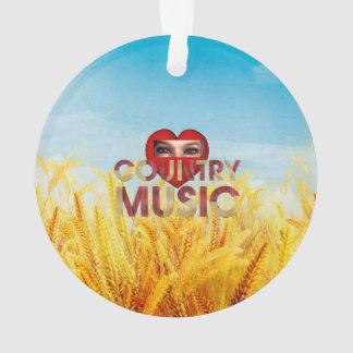 TEE I Love Country Music