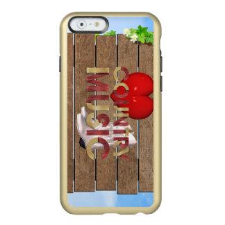 TEE I Love Country Music Incipio Feather® Shine iPhone 6 Case