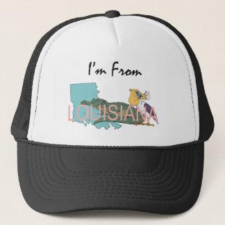 TEE I'm From Louisiana Trucker Hat