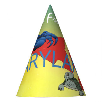 TEE I'm from Maryland Party Hat
