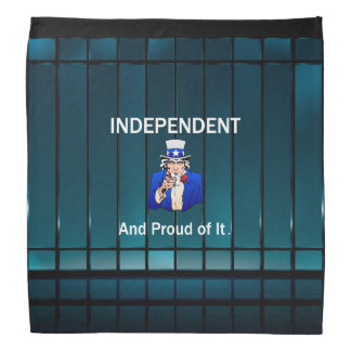 TEE Independent and Proud of It Bandana