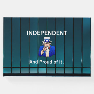 TEE Independent and Proud of It Guest Book