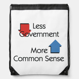 TEE Less Government Backpacks