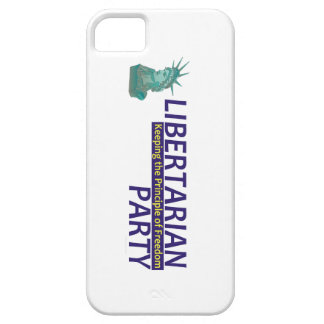 TEE Libertarian Party Barely There iPhone 5 Case