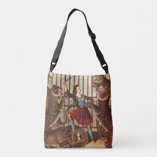 TEE Lion Queen Crossbody Bag