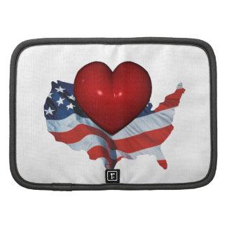 TEE Love My Country Organizers