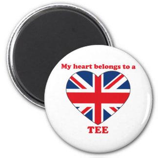 Tee Fridge Magnets