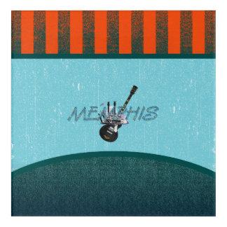 TEE Memphis Acrylic Print