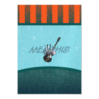 TEE Memphis Magnetic Card