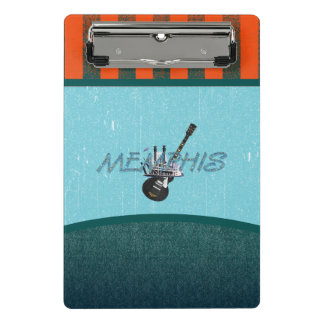 TEE Memphis Mini Clipboard