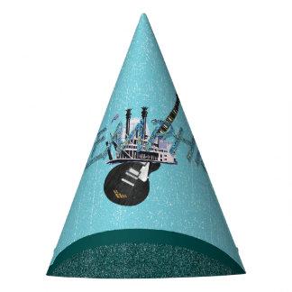 TEE Memphis Party Hat