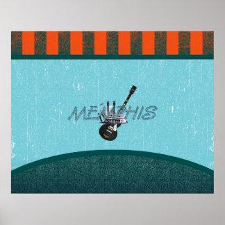 TEE Memphis Poster