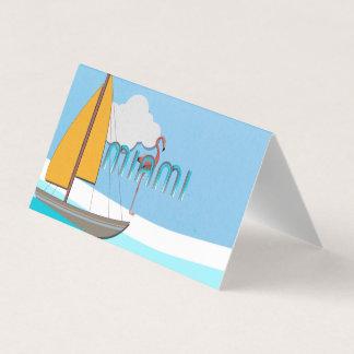TEE Miami Business Card
