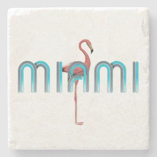 TEE Miami Stone Coaster