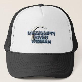 TEE Mississippi River Woman Trucker Hat