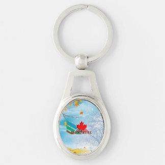 TEE Montreal Key Ring