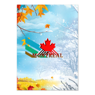 TEE Montreal Magnetic Card
