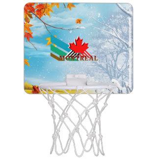 TEE Montreal Mini Basketball Hoop