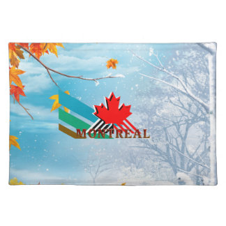 TEE Montreal Placemat