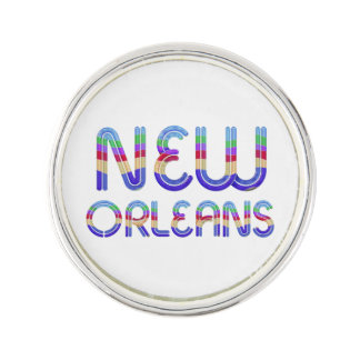 TEE New Orleans Lapel Pin