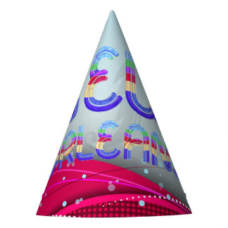 TEE New Orleans Party Hat