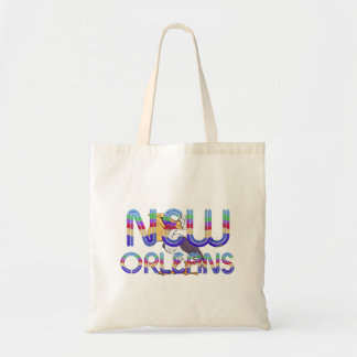 TEE New Orleans Tote Bag