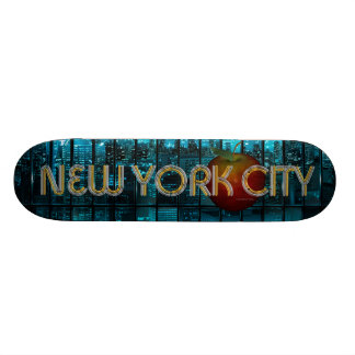 TEE New York City 19.7 Cm Skateboard Deck