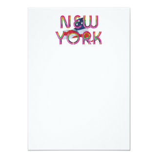 TEE New York Patriot Card