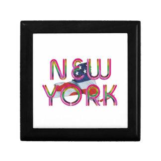 TEE New York Patriot Gift Box