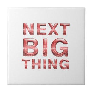 TEE Next Big Thing Ceramic Tile