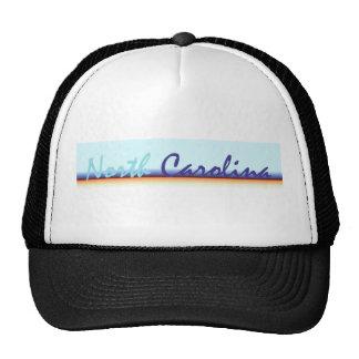 TEE North Carolina Trucker Hats