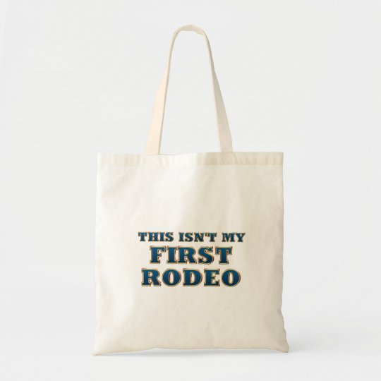 TEE Not My First Rodeo