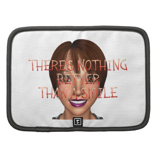 TEE Nothing Better Than a Smile Folio Planners