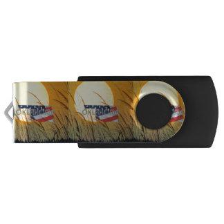 TEE Oklahoma Patriot USB Flash Drive